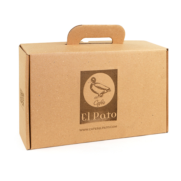 Pack de cafés El Pato
