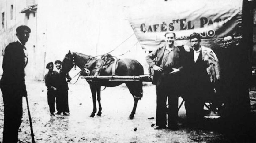 Inicios de Cafés El Pato en 1923