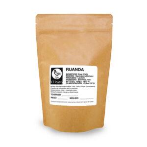 Paquete de Café Ruanda - Cafés el Pato